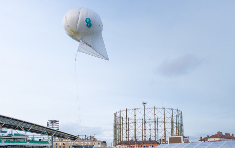 EE to float balloons and drones to boost 4G mobile blackspots 7