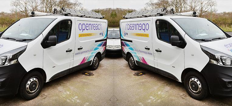 Openreach split from BT in landmark broadband deal