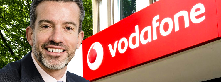 Vodafone CEO Nick Jeffrey