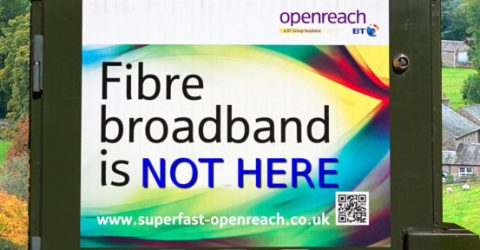 What if I can't get fibre broadband?