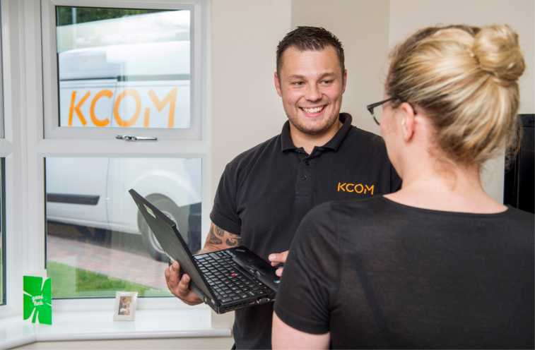 KCOM: Hull 'first in UK' to drop copper lines, go full fibre 3