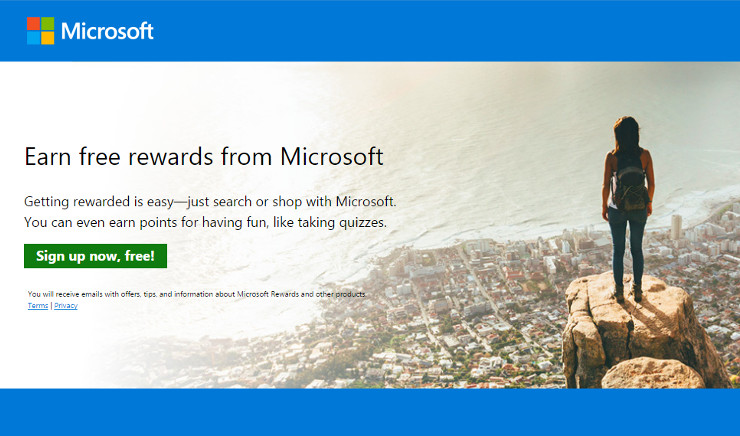 Microsoft will pay you to search with Bing over Google - here's how