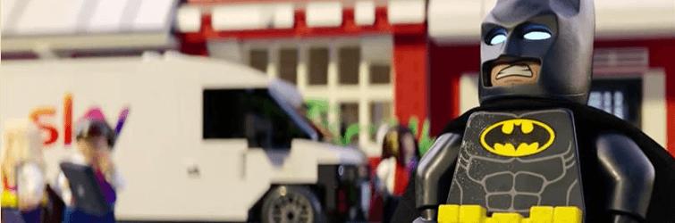Sky Broadband Lego Batman ad banned for 'misleading' claims