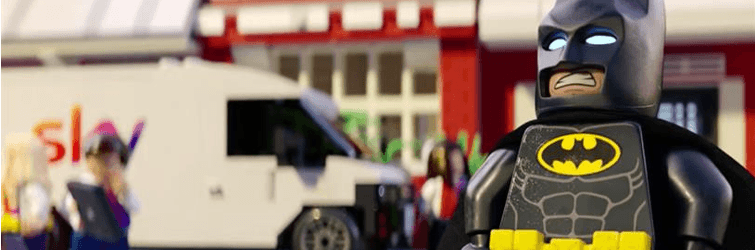 Sky BroadbandLego Batman ad backfires for 'misleading' claims
