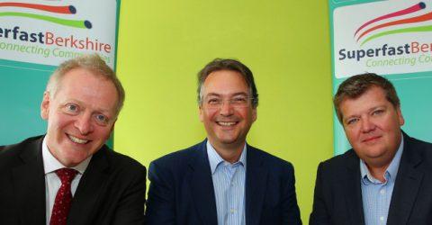 Gigaclear greenlit for 6,000 Berkshire gigabit homes