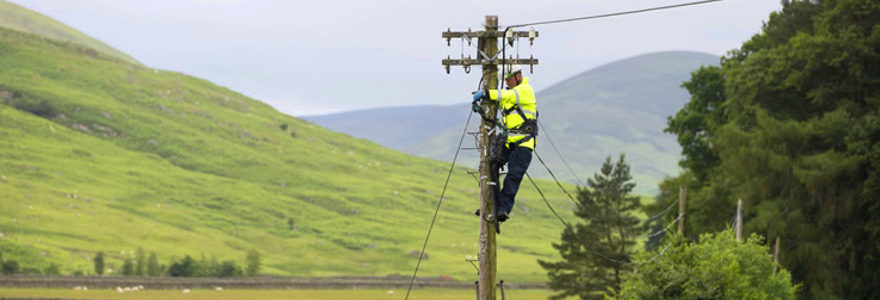 BT broadband cash 'hugely negative' for Scotland, minister claims