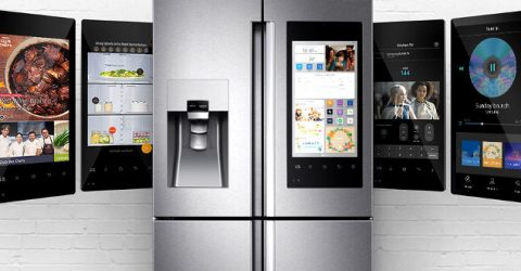 Police want security ratings for 'hackable' smart fridges