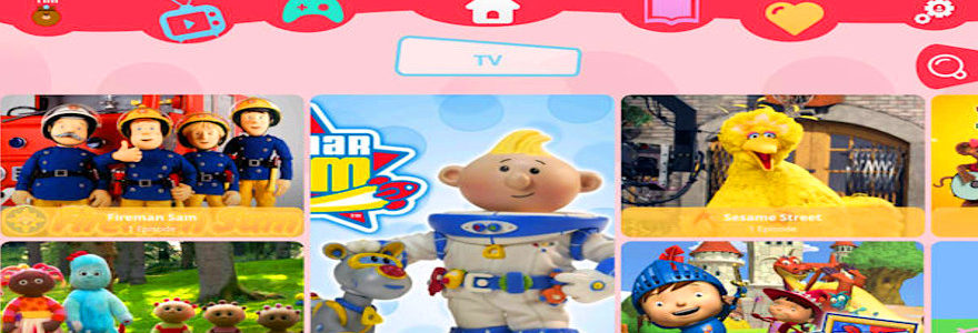 Virgin Kids TV app promises ad-free fun for 3-7 year olds