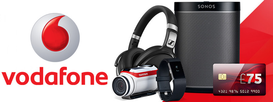Vodafone offer £199 gifts with 'cheapest ever' broadband