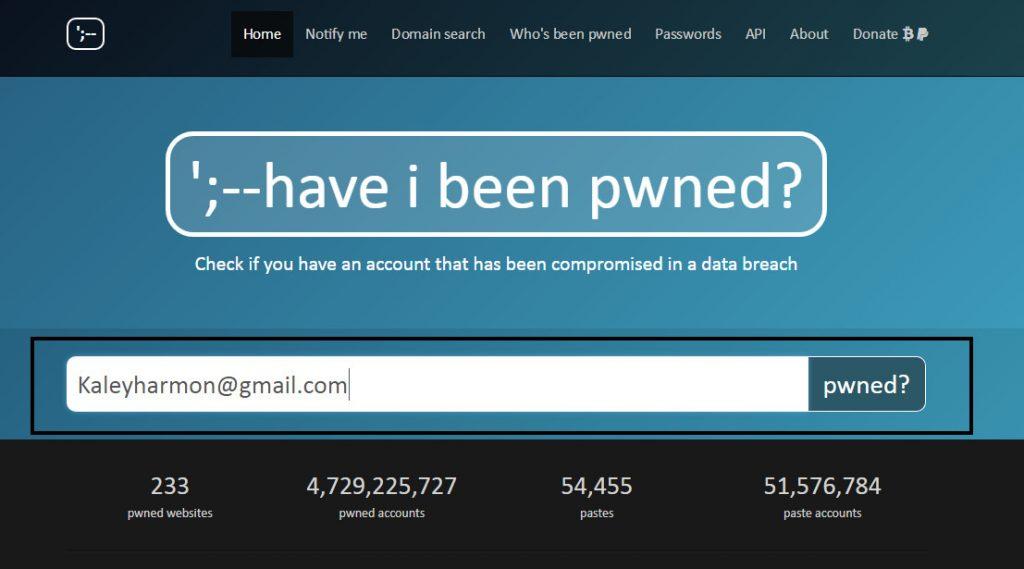 Onliner Spambot leaks 711 million email addresses
