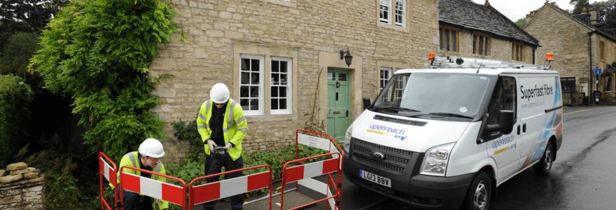 Study: 'Shocking' rural broadband will crush countryside