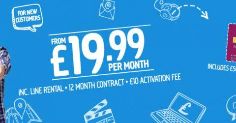 Plusnet broadband deals: Now with £50 Reward Card