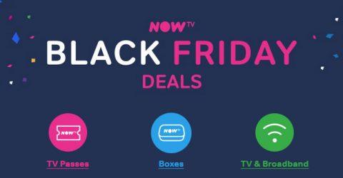 Black Friday deals: NowTV joins broadband price drop