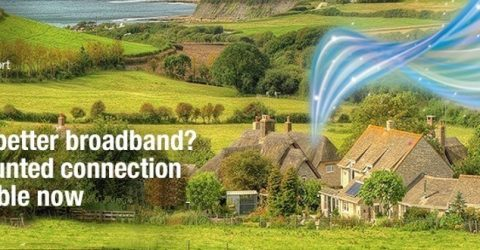 Internet slower than 2Mbps? £350 Better Broadband on offer