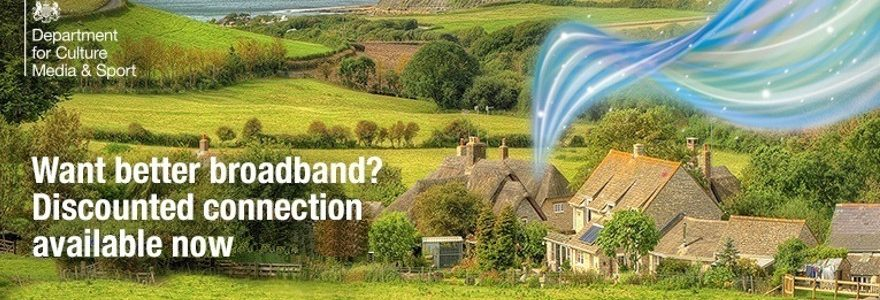 Broadband slower than 2Mbps? £350 voucher on offer