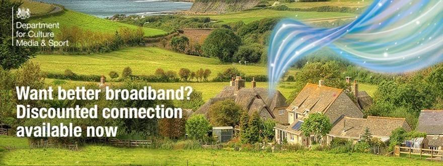 Internet slower than 2Mbps? £350 Better Broadband on offer