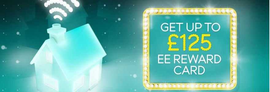 EE Black Friday deals: £50-£125 Reward Cards with broadband