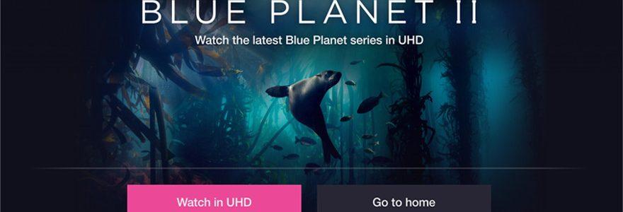 Blue Planet 2 gets 4K HDR iPlayer upgrade