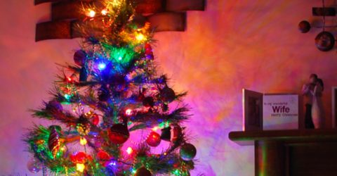 Broadband slow? Blame Christmas Lights, then the kids