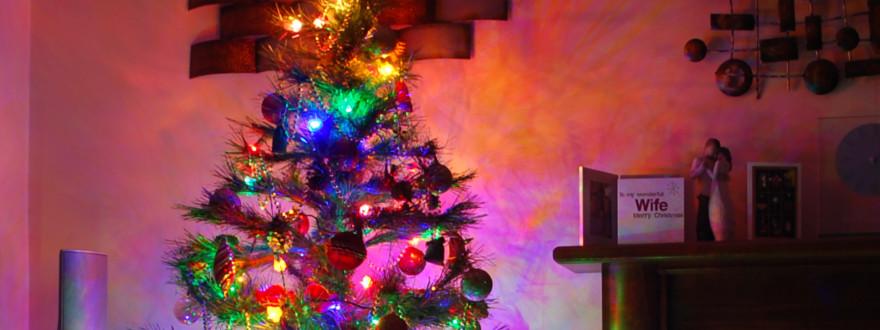 Broadband slow? Blame Christmas Lights, then the kids