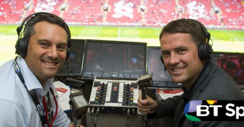BT Sport could drop Premier League – football on Facebook?