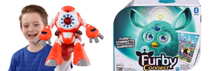 Smart toys can be hacked to spy on kids, claim Which?