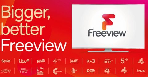 How to get Freeview on your TV