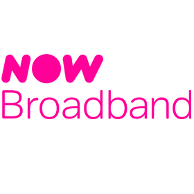 NOW Broadband logo