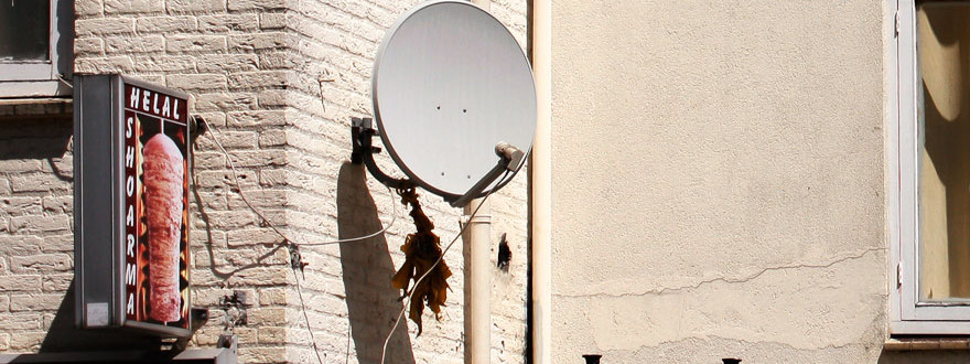 Sky TV moves online marking end of satellite dish