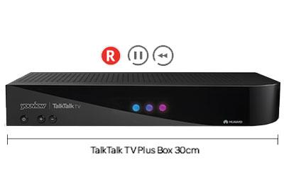 TalkTalk TV Plus Box