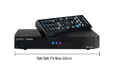 TalkTalk TV Lite Box