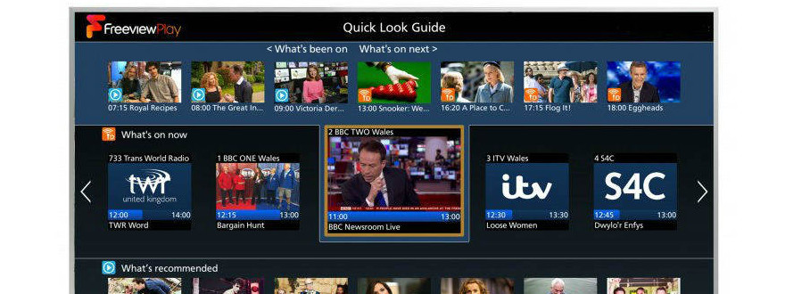 Freeview channels list – what TV can you get for free?