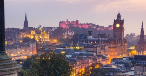 500,000 sign up for free Edinburgh WiFi