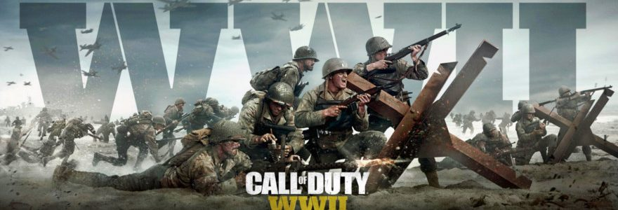 Call of Duty WW2 pushes UK games sales spike