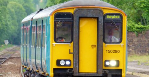 Free WiFi on all Arriva Trains Wales