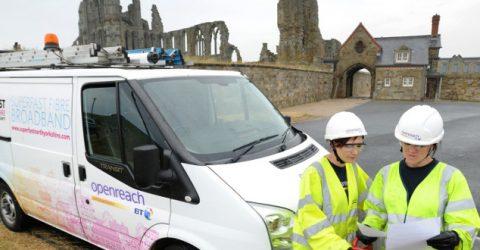 North Yorkshire full fibre gets £20.5m