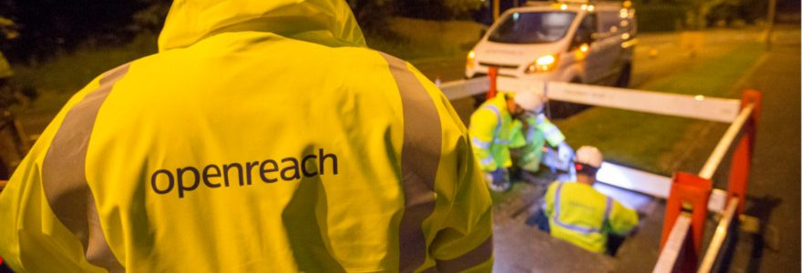 Openreach unveils plans to connect 3 million to full fibre by 2020