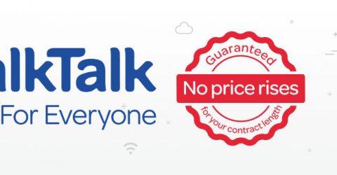 TalkTalk price drop to £18.95 broadband