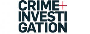 Crime + Investigation +1 logo