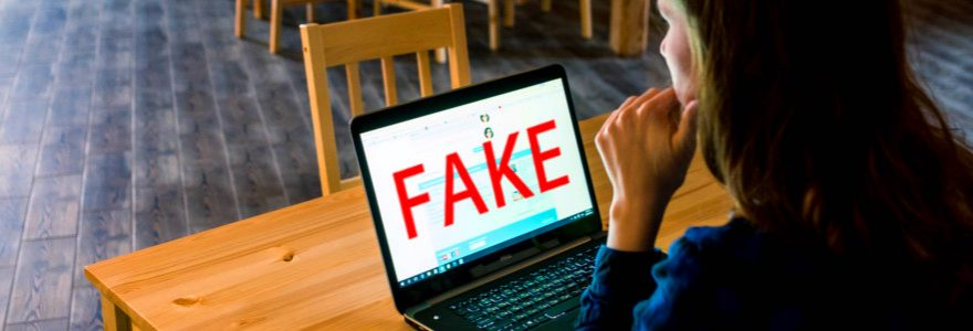 Don't be scammed, how to spot a fake website 1