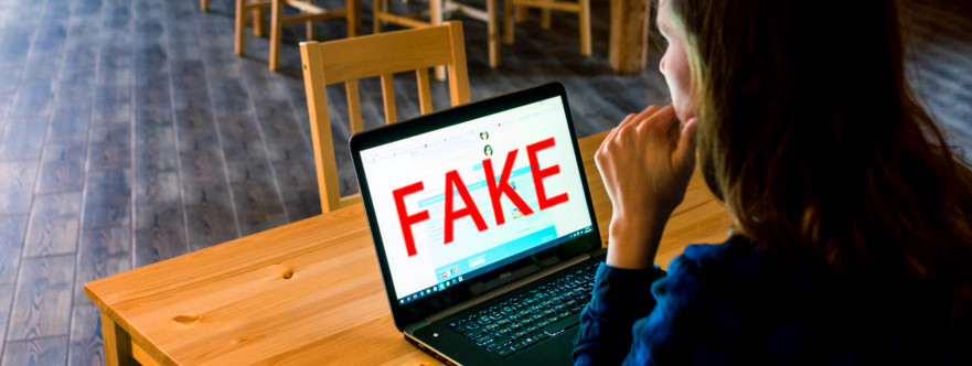 Don't get scammed: How to spot a fake website