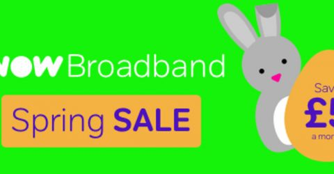 NOW undercuts all with £15 broadband, 38Mbps fibre for £20