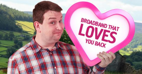 £50 cashback on £18.99 Plusnet broadband, fibre deals
