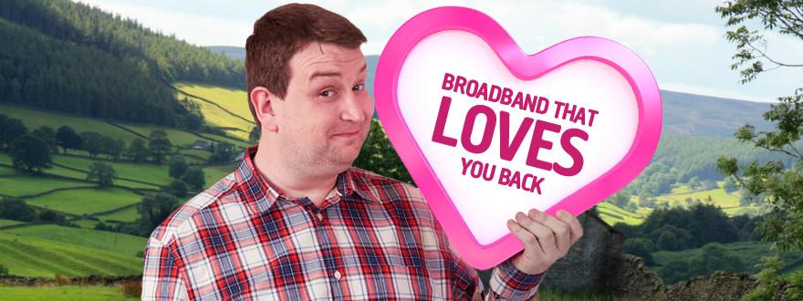 £50 cashback on £18.99 Plusnet broadband, fibre deals
