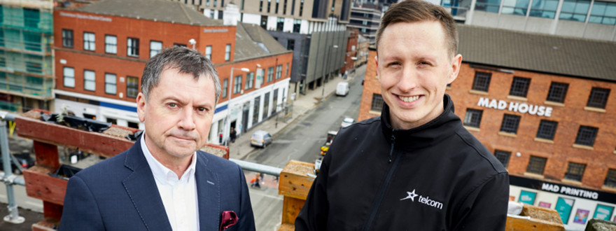 Dark Fibre deal inked to give Manchester 10Gbps broadband