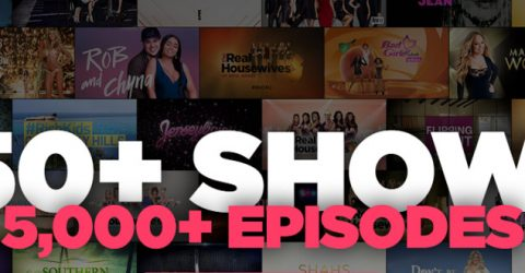 Get the biggest reality streaming hits with hayu on Roku