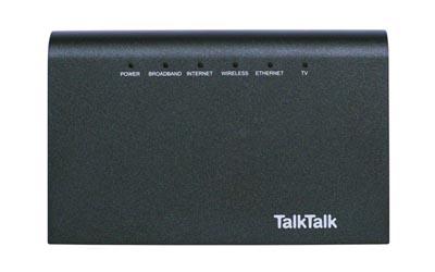TalkTalk HG633 Super Router