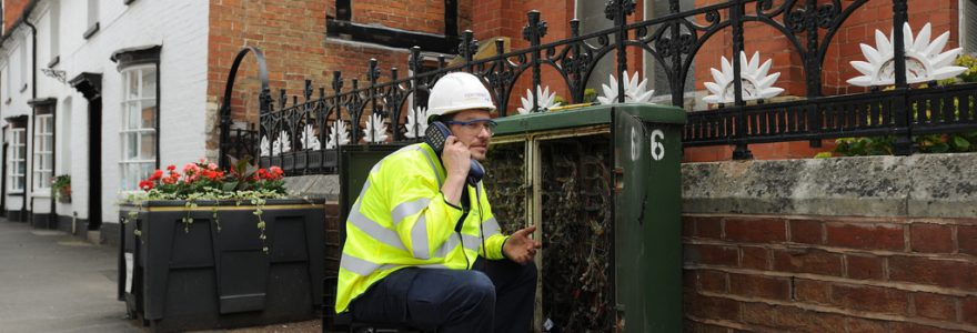 Government pledges full-fibre broadband for everyone by 2033