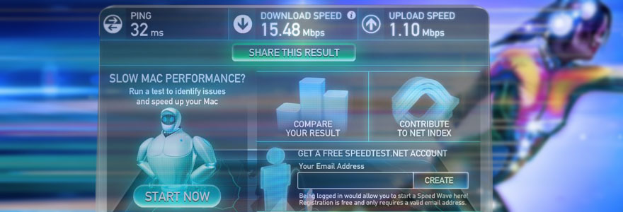 Ten tips for improving domestic broadband speed