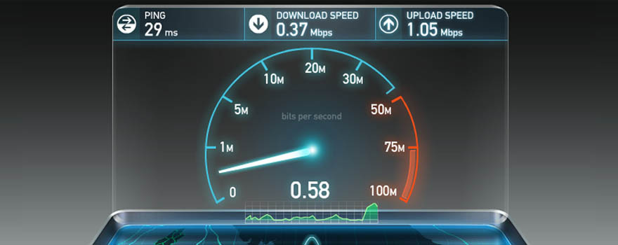 What broadband speed can I get?